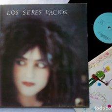 Discos de vinilo: LOS SERES VACIOS - LA CASA DE LA IMPERFECCION - 12 45 CON ENCARTE 1982 - TRES CIPRESES - ANA CURRA . Lote 180398252