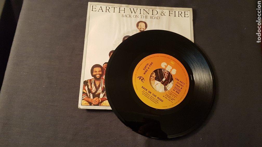 EARTH WIND & FIRE..BACK ON THE ROAD (Música - Discos - Singles Vinilo - Funk, Soul y Black Music)