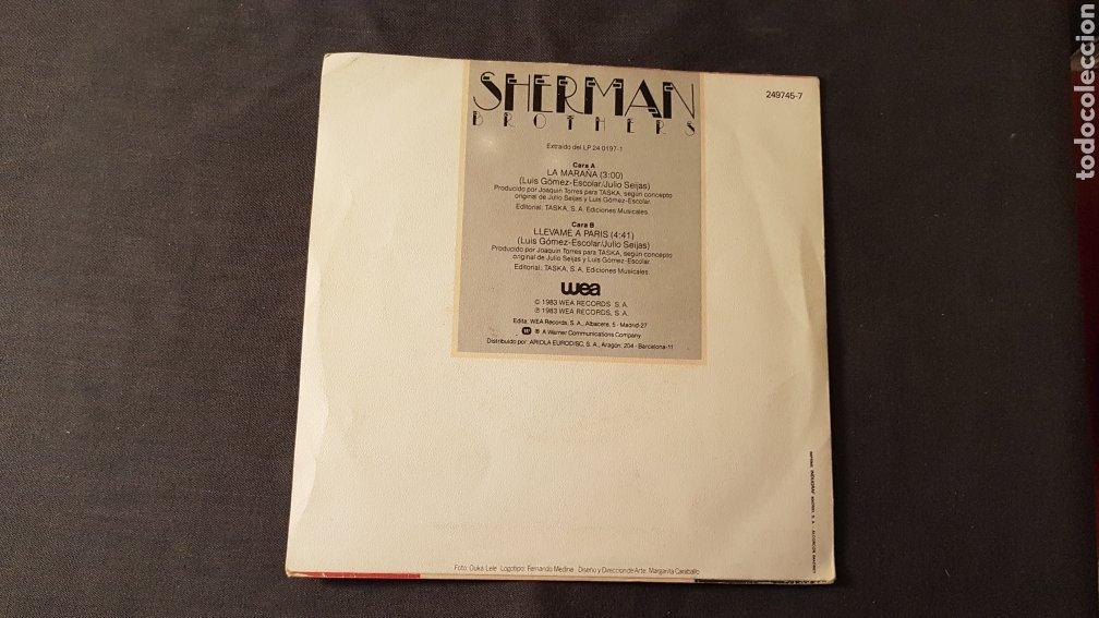 Discos de vinilo: Sherman brothers..la maraña - Foto 2 - 180400168