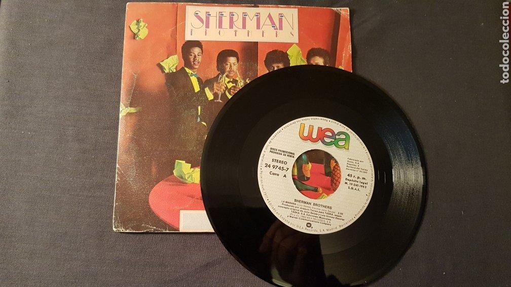 Discos de vinilo: Sherman brothers..la maraña - Foto 3 - 180400168