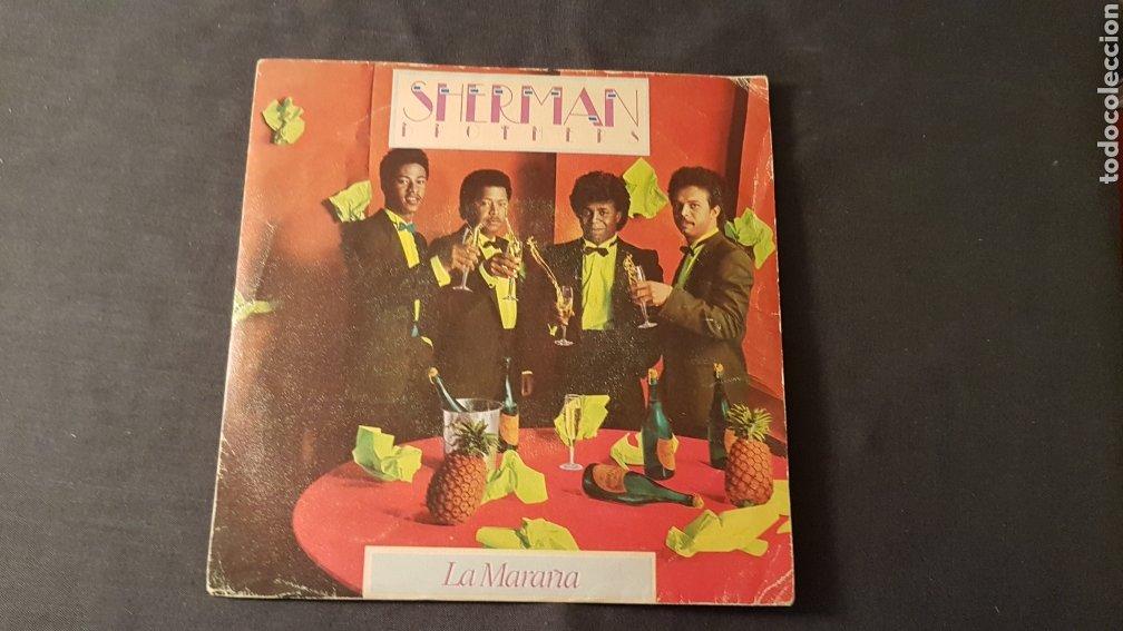 SHERMAN BROTHERS..LA MARAÑA (Música - Discos - Singles Vinilo - Funk, Soul y Black Music)