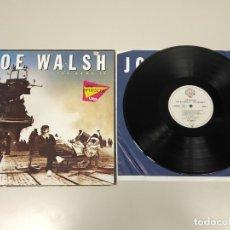 Discos de vinilo: JJ10- JOE WALSH YOU BOUGHT IT GERM 1986 LP VIN P VG /+ D VG ++. Lote 180403481