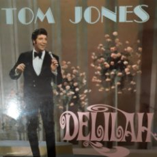Discos de vinilo: TOM JONES DELILAH. Lote 180404468