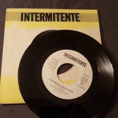 Discos de vinilo: PRESUNTOS IMPLICADOS..SED DE AMOR..SINGLE PROMOCIONAL..SOLO CARA A..SELLO INTERMITENTE. Lote 180405463
