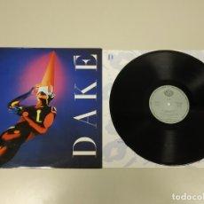 Discos de vinilo: JJ10- DAKE ELECTRONIC ESP 1986 LP VIN POR VG ++ DIS VG ++. Lote 180405833