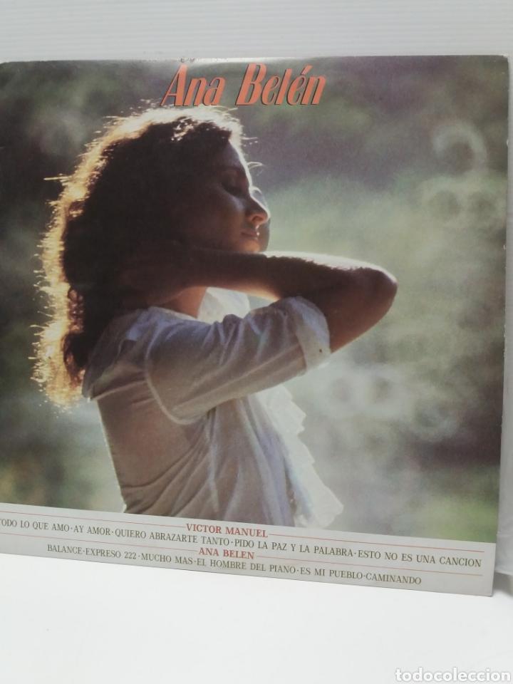 LP ANA BELEN Y VICTOR MANUEL (Música - Discos - LP Vinilo - Solistas Españoles de los 70 a la actualidad)