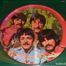 Discos de vinilo: BEATLES THE ALTERNATE SGT PEPPER'S LONELY HEARTS CLUB BAND PICTURE DISC. Lote 180412035