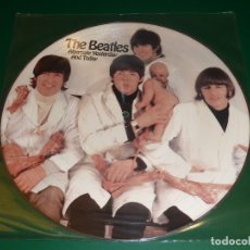 Discos de vinilo: BEATLES ALTERNATE YESTERDAY AND TODAY PICTURE DISC. Lote 180412311