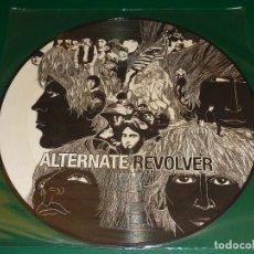 Discos de vinilo: BEATLES ALTERNATE REVOLVER PICTURE DISC. Lote 180412581