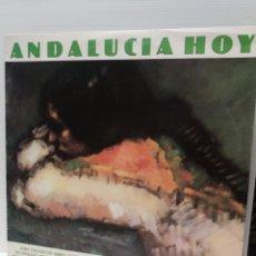 Discos de vinilo: LP ANDALUCIA HOY. Lote 180412923