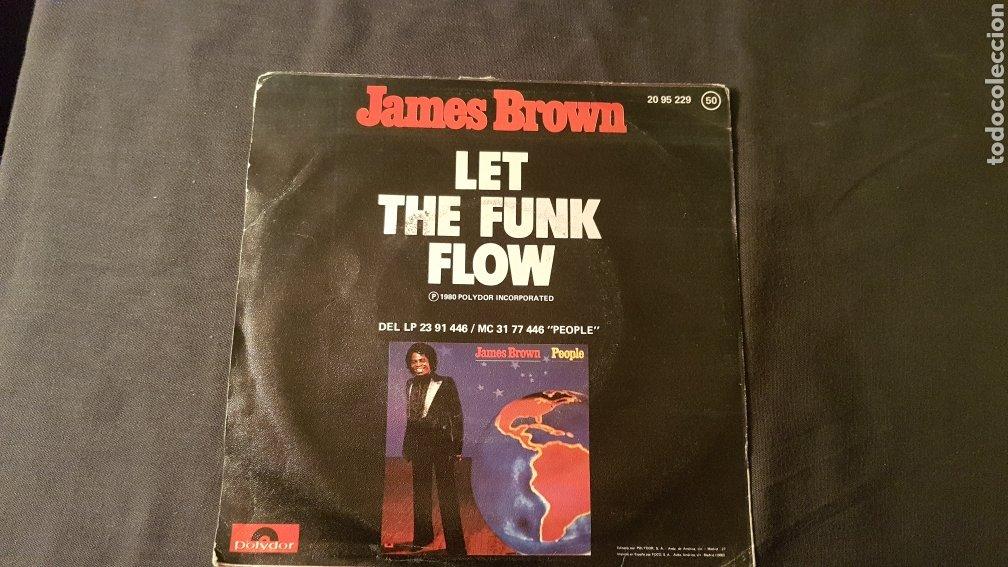 Discos de vinilo: James btown..ket the funk flow..parte 1 y 2 - Foto 2 - 180419943