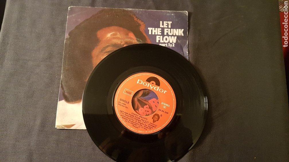 Discos de vinilo: James btown..ket the funk flow..parte 1 y 2 - Foto 3 - 180419943