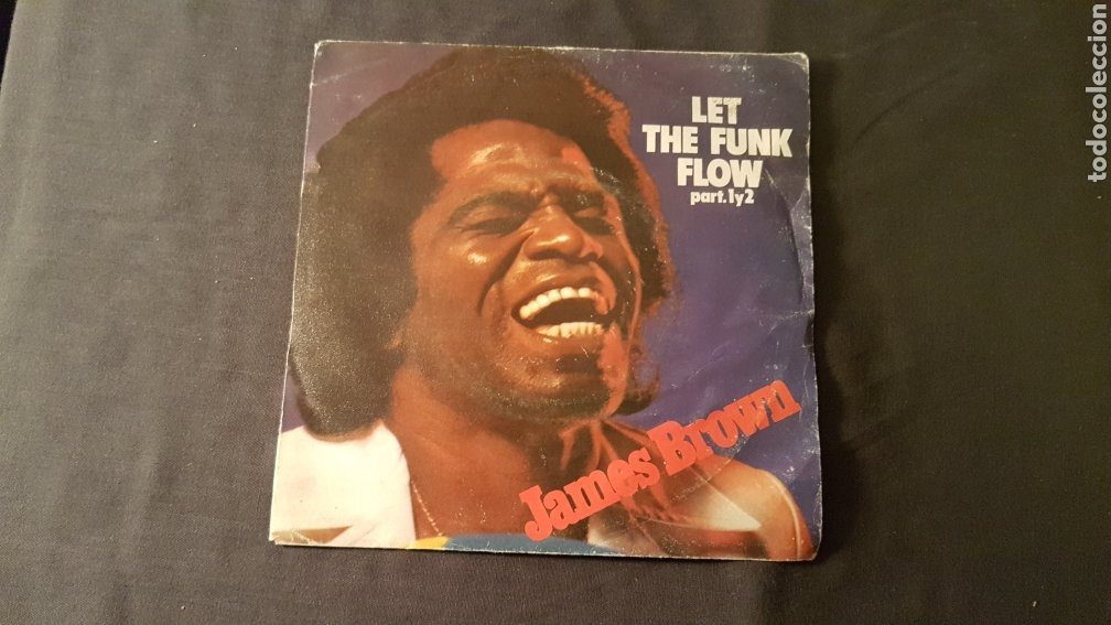 JAMES BTOWN..KET THE FUNK FLOW..PARTE 1 Y 2 (Música - Discos - Singles Vinilo - Funk, Soul y Black Music)