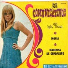 Discos de vinilo: SINGLE LOS COMUNICATIVOS- BELTER 1969 - ENVÍO MÍNIMO EN LOTES 5 €.. Lote 180420872