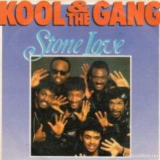 Discos de vinilo: ENVÍO CERTIFICADO - SINGLE KOOL & THE GANG - MERCURY 1987 - ENVÍO MÍNIMO EN LOTES 5 €.. Lote 180421052