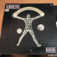 Discos de vinilo: ALMANZORA (MAQUINA) LP ESPAÑA (B-7). Lote 180421608