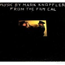 Discos de vinilo: V89 - MARK KNOPFLER. MUSICA DE LA PELICULA CAL. LP VINILO. Lote 180422217