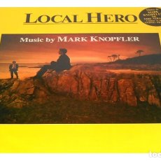 Discos de vinilo: V91 - MARK KNOPFLER. LOCAL HERO. LP VINILO. Lote 180422887