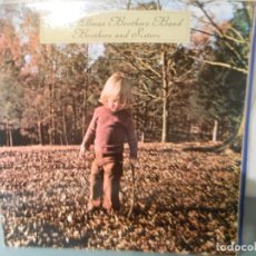 Discos de vinilo: THE ALLMAN BROTHERS BAND - BROTHERS AND SISTERS. Lote 180427212