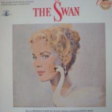 Discos de vinilo: GRACE KELLY BANDA SONORA DE LA PELÍCULA EL CISNE LP SELLO MCA EDITADO EN USA.. Lote 180428788