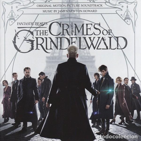 FANTASTIC BEASTS: THE CRIMES OF GRINDELWALD 2LPS (ORIGINAL MOTION PICTURE SOUNDTRACK) (Música - Discos - LP Vinilo - Bandas Sonoras y Música de Actores )