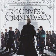 Discos de vinilo: FANTASTIC BEASTS: THE CRIMES OF GRINDELWALD 2LPS (ORIGINAL MOTION PICTURE SOUNDTRACK). Lote 180431122