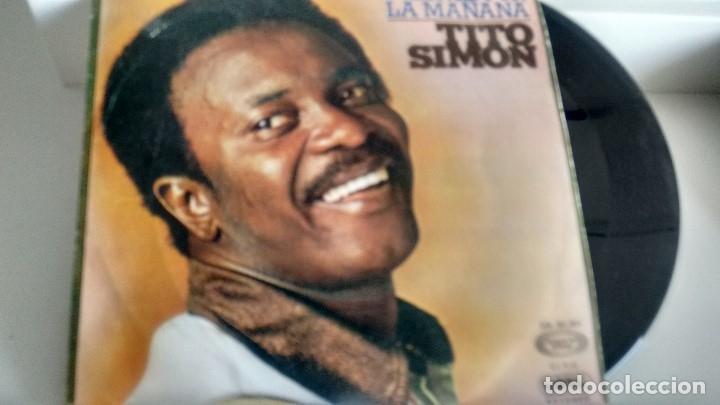 SINGLE ( VINILO) DE TITO SIMON AÑOS 70 (Música - Discos - Singles Vinilo - Funk, Soul y Black Music)