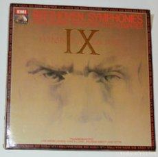 Discos de vinilo: KLEMPERER / BEETHOVEN - 9ª SINFONÍA - EMI / LA VOIX DE SON AME. Lote 180443015