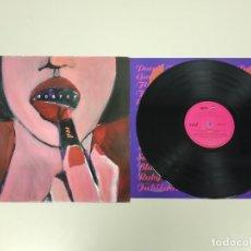 Discos de vinilo: JJ10- SCARCE RED UK 1994 MINI LP VIN POR VG + DIS VG ++ . Lote 180445152