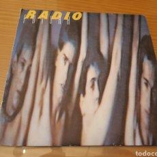 Discos de vinilo: DISCO VINILO SINGLE RADIO FUTURA. Lote 180447935