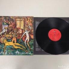 Discos de vinilo: JJ10- WASTED IN AMERICA LOVE/HATE ESP 1992 LP VIN POR VG ++ DIS VG ++. Lote 180453546