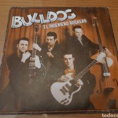 Discos de vinilo: DISCO VINILO SINGLE BULLDOG. Lote 180453720