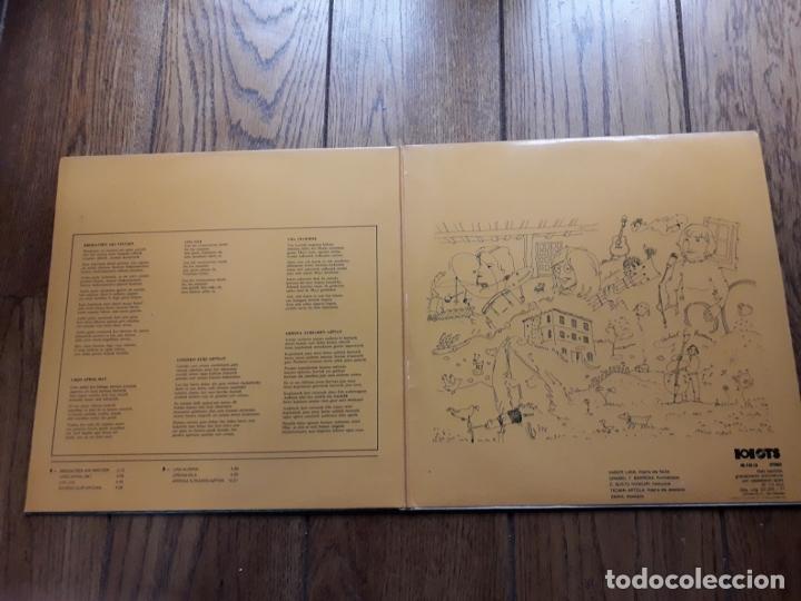 Discos de vinilo: Haizea - primera edición - Foto 2 - 180455591