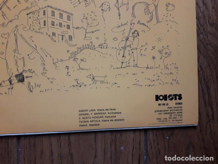 Discos de vinilo: Haizea - primera edición - Foto 3 - 180455591