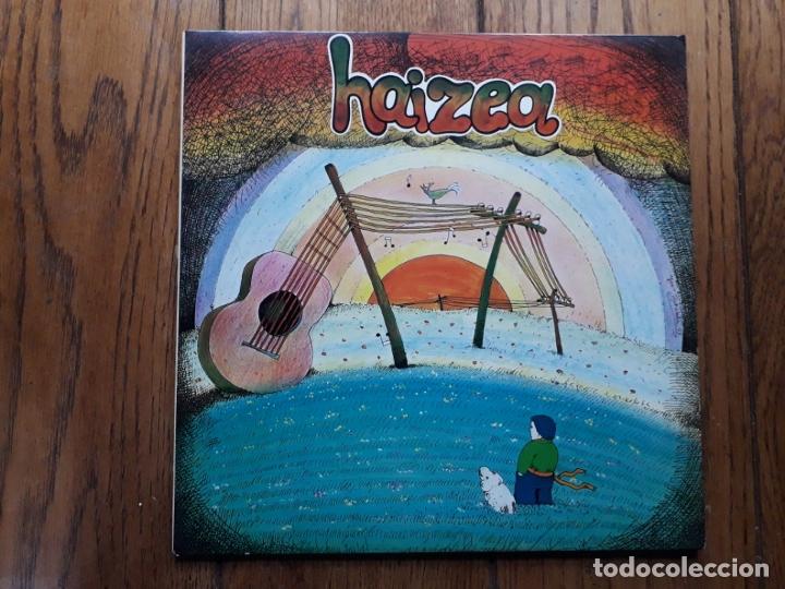 HAIZEA - PRIMERA EDICIÓN (Música - Discos de Vinilo - Maxi Singles - Country y Folk)