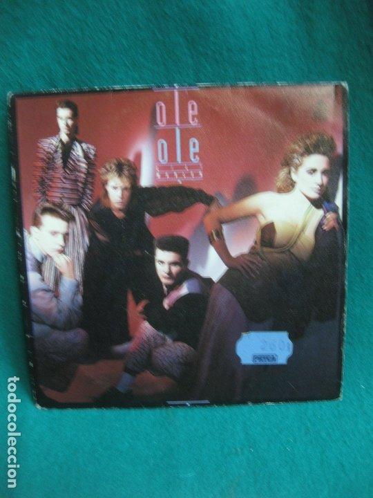 OLE OLE. LILI MARLEN - NO TE NECESITA. SINGLE HISPAVOX 1985. (Música - Discos - Singles Vinilo - Grupos Españoles de los 70 y 80)