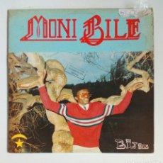 Discos de vinilo: MONI BILE - BIJOU, ,TOURÉ JIM'S RECORDS, 1978. FRANCE.. Lote 180467848