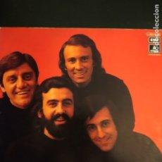 Discos de vinilo: LP GAUCHOS 4 . Lote 180468547