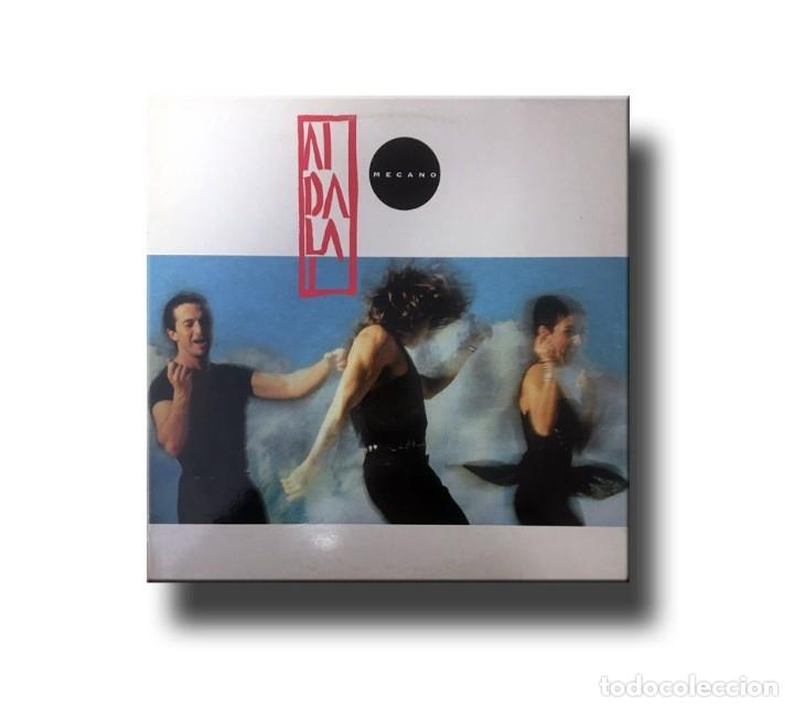 MECANO - AIDALAI (Música - Discos - LP Vinilo - Grupos Españoles de los 90 a la actualidad)