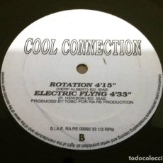 Discos de vinilo: COOL CONNECTION / I'M YOUR BOOGIE MAN / MAXI-SINGLE 12 INCH. Lote 180472086