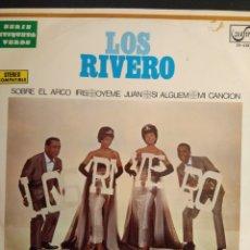 Discos de vinilo: LOS RIVERO LP. Lote 180472343
