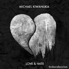 Discos de vinilo: 2LP MICHAEL KIWANUKA LOVE & HATE VINILO SOUL. Lote 194659471