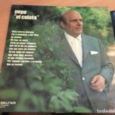 Discos de vinilo: PEPE EL CULATA (SIETE COLORES DISTINTOS) LP ESPAÑA 1973 (B-7). Lote 180487248