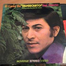 Discos de vinilo: PANSEQUITO DEL PUERTO (EL CANTE DE) LP ESPAÑA 1971 (B-7). Lote 180487856
