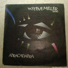 Discos de vinilo: THE STEVE MILLER BAND - ABRACADABRA. Lote 180488641