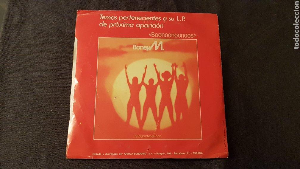 Discos de vinilo: Boney m..malaika.. - Foto 2 - 180499483