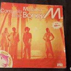 Discos de vinilo: BONEY M..MALAIKA... Lote 180499483