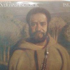 Discos de vinilo: GROVER WASHINGTON JR. PARADISE LP INSERTO SPAIN. Lote 180500767