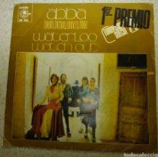 Discos de vinilo: ABBA - WATERLOO. Lote 180502132