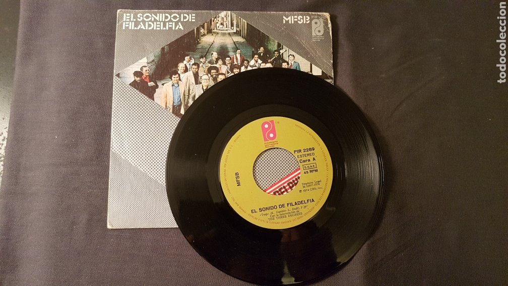 Discos de vinilo: Mpsb. The philadelphia sound - Foto 3 - 180503255